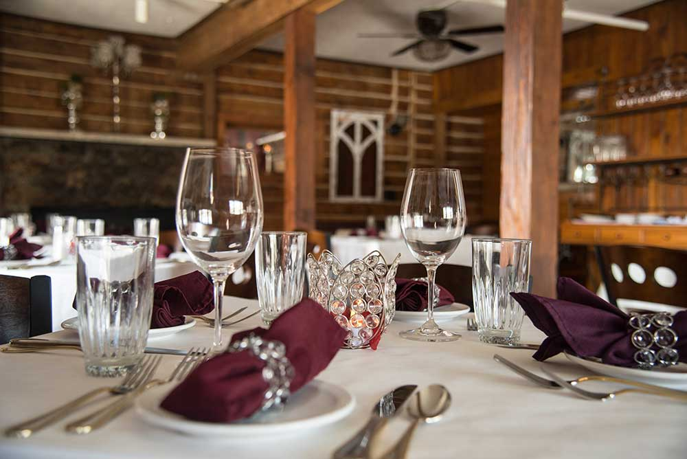 Frisco Prime dining room